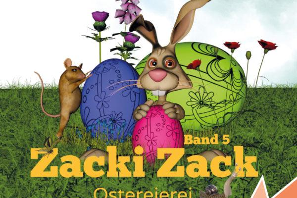 Zacki Zack - Band 5 - Ostereierei